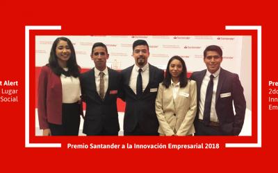 Premio Santander a la Innovación Empresarial