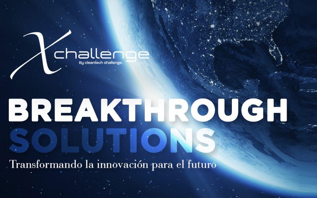 XChallenge: breakthrough solutions