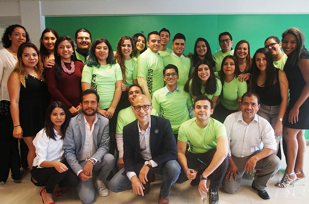 Los nuevos emprendedores, la verdadera 'esperanza de México'.