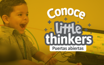 ¡Ven y conoce Little Thinkers!