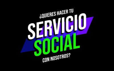¿Buscas un lugar innovador para hacer tu Servicio Social?