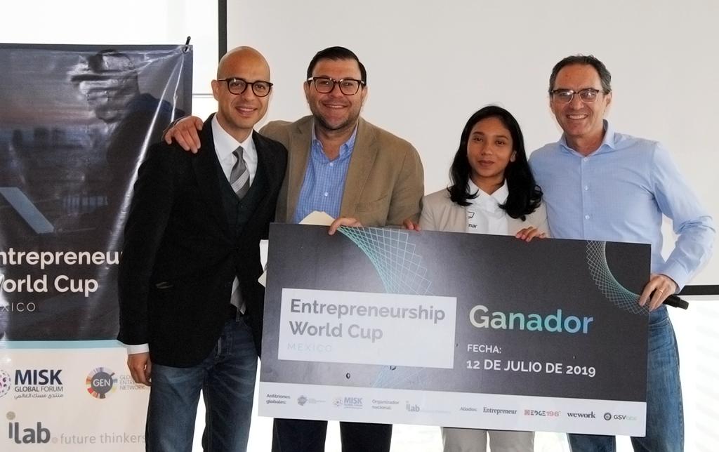 Preemar, el gran ganador del Entrepreneurship World Cup México