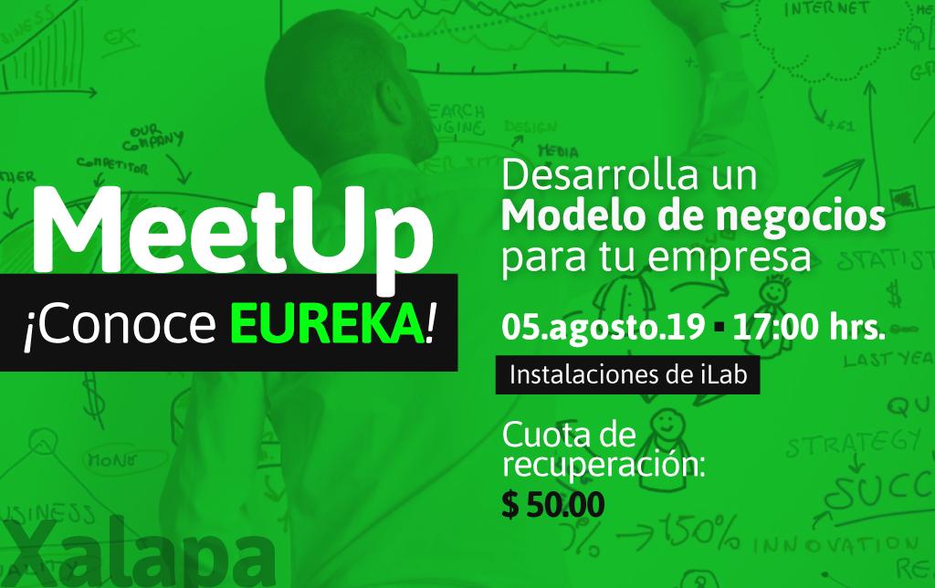 Eureka te ayuda a desarrollar un Modelo de Negocios