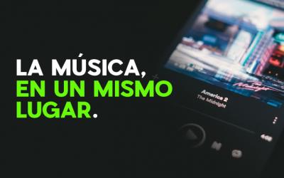Spotify: Un ejemplo de human-centered design
