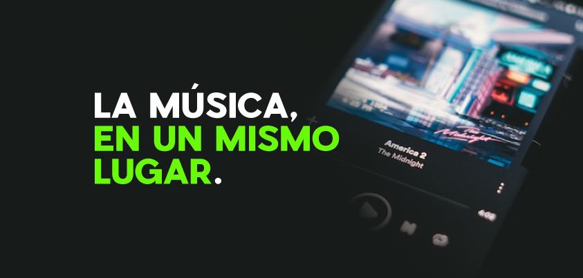 Spotify: Un streaming diseñado justo a la medida de todos los usuarios