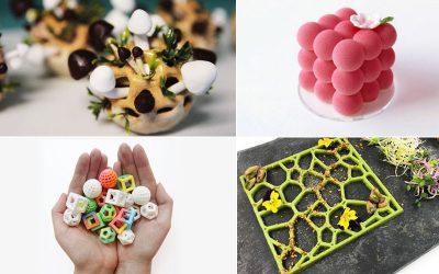 Comida Impresa en 3D