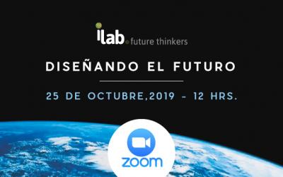 No te pierdas la conferencia Diseñando el Futuro