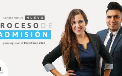 Proceso de Admisión ThinkCamp 2020