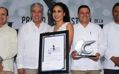 Elizabeth Martínez, de 'rookie' a innovadora