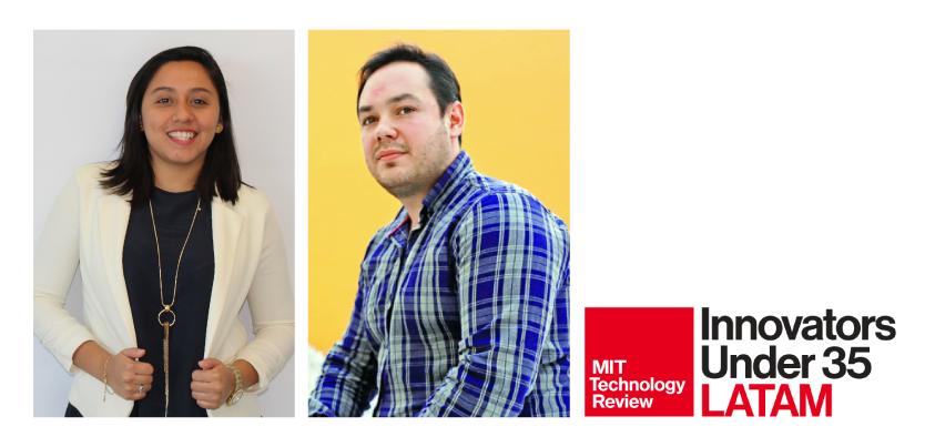 Suma iLab 5 Innovadores menores de 35 reconocidos por el MIT