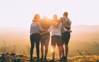 Los jóvenes podrían ser la esperanza para cambiar al mundo