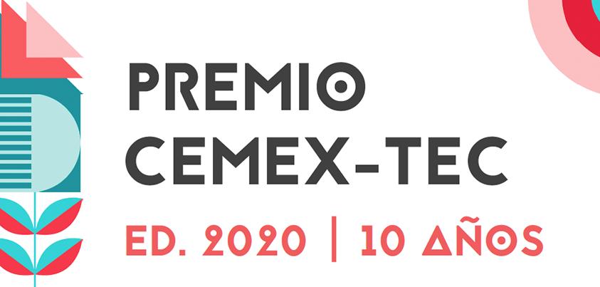 Premio CEMEX-TEC 2020