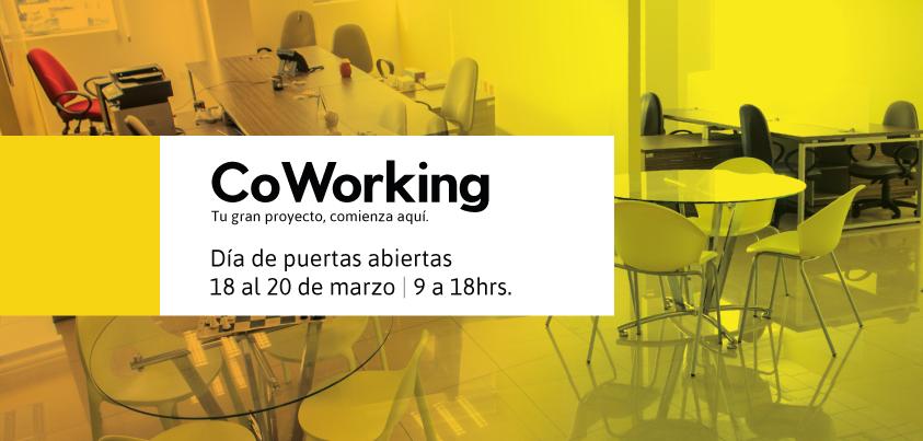 Ven y vive la experiencia CoWorking totalmente gratis