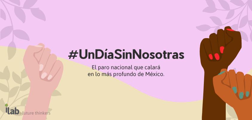 Impacto del paro nacional #undíasinnosotras del 9 de marzo