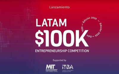 Genera impacto con innovación y gana con 100K LATAM
