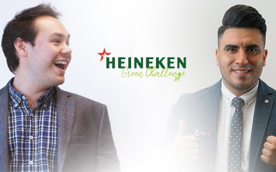 Participa en el Heineken Green Challenge y colabora a limpiar al mundo