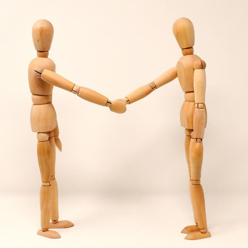 negociación con inversionistas
